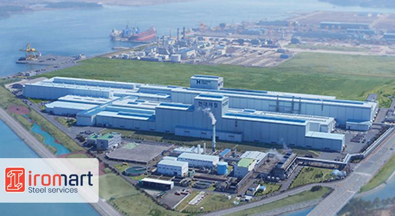 کارخانه هیوندای استیل کره