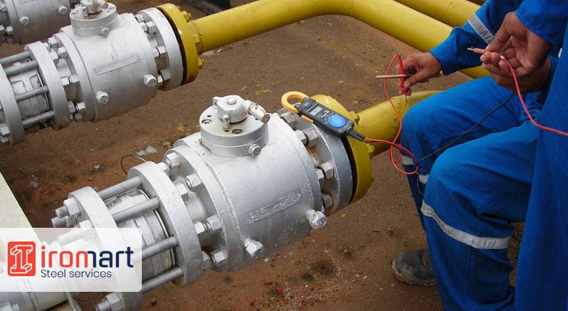 کاربرد-فلنج-در-صنایع-نفت-و-گاز
