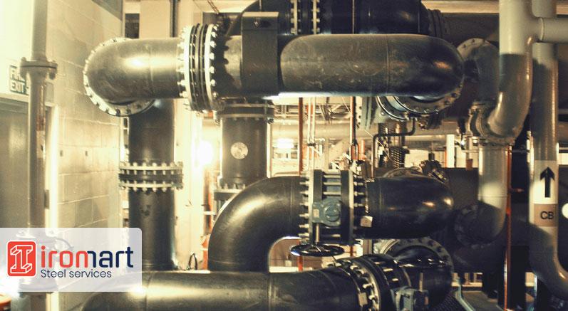کاربرد-فلنج-در-صنعت-هسته-ای