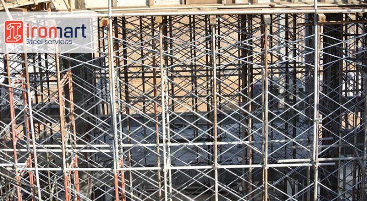استفاده از خرپا در ساختمان سازی