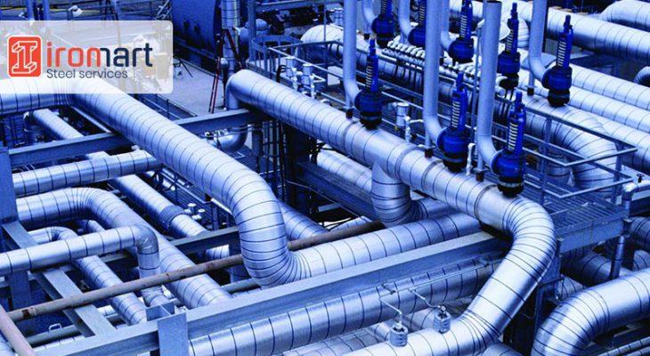 شبکه انتقال گاز