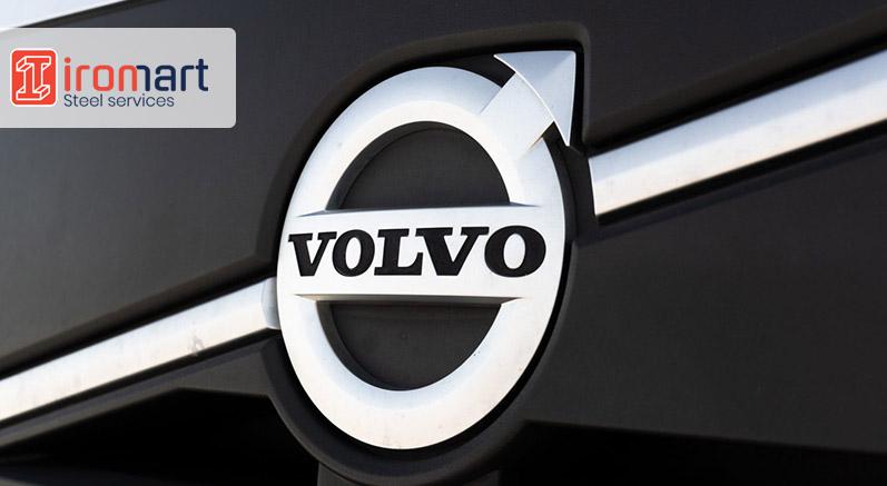 ولوو تولید کننده اولین خودرو با فولاد سبز