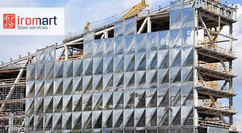 زیرسازی نمای ساختمان